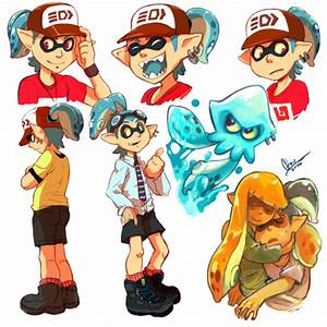 Why are female Inklings more popular? | Page 3 | Squidboards