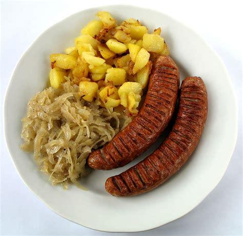 cuisines allemandes cuisine allemande wikipédia