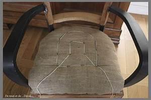 Refaire Un Fauteuil Bridge : tuto pour fauteuil bridge de tout et de d co ~ Melissatoandfro.com Idées de Décoration