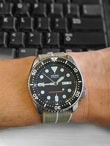 Skx007, Desk, Diving, Watches