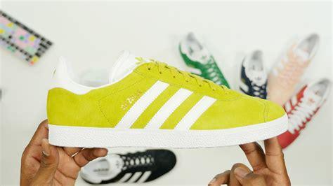 adidas gazelle everything you should