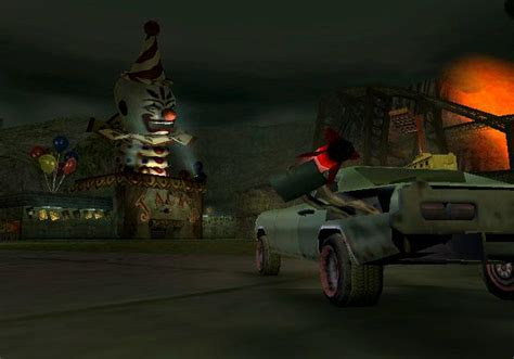 twisted metal black  harbor city ps cancelled