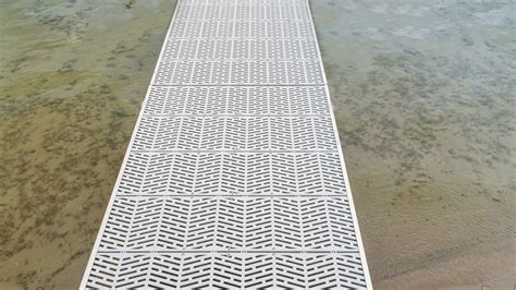 step decking dock system maintenance  decking perspective products