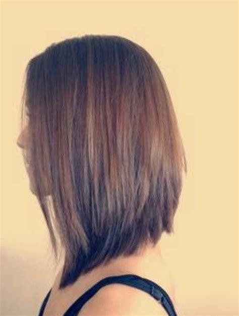 inverted long bob bob hairstyles  short