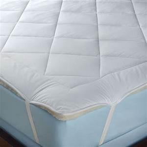 the all season reversible cotton wool mattress pad With all seasons reversible mattress pad