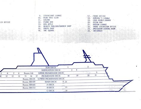 westerdam deck plan 5 m s westerdam deck plans and staterooms other
