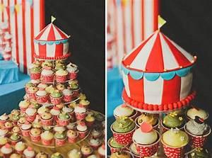 Deco Fete Foraine : deco fete foraine le wedding cake j 39 ai dit oui ~ Teatrodelosmanantiales.com Idées de Décoration