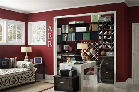 elite closets home office