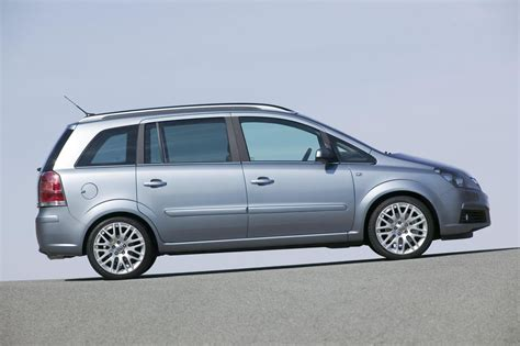 Opel Zafira Review by 2007 Opel Zafira Picture 163267 Car Review Top Speed