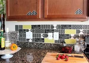 10 removable kitchen backsplash ideas 1360