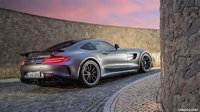 Amg Mercedes Gt Rear Benz Quarter Three