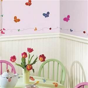 Papillon Décoration Murale : decoration murale le meilleur de la decoration murale ~ Teatrodelosmanantiales.com Idées de Décoration
