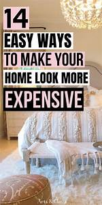 14, Easy, Ways, To, Make, Your, Home, Look, More, Expensive, On, A