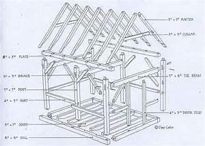Detailed Timber Frame Plans
