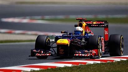 F1 Bull Vettel Sebastian Formula Wallpapers Spain