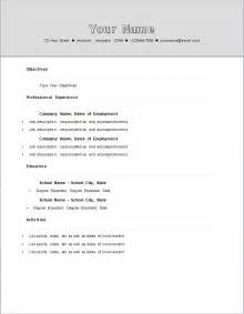 free business resume builder standard resume template learnhowtoloseweight net