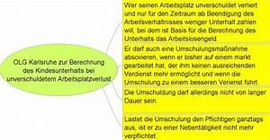 Verdienst Berechnen : fokus familienrecht olg karlsruhe zur berechnung des ~ Themetempest.com Abrechnung