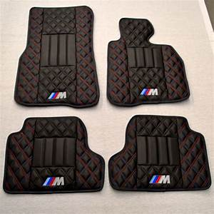 bmw 4 series f32 f33 f36 m4 tailored luxury car With bmw m sport floor mats