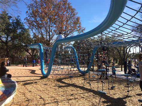 Photo Tour: Rad New Playground in San Antonio's Hemisfair ...