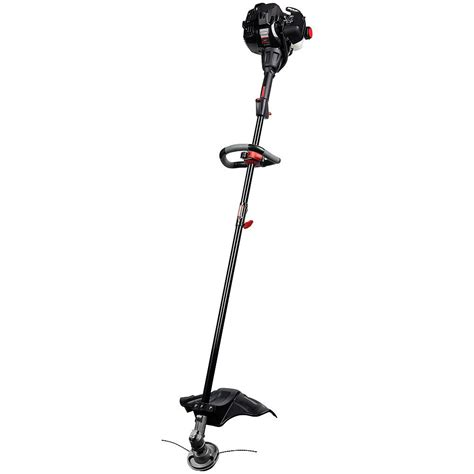 lot craftsman 27cc 2 cycle gas trimmer and trimmerplus br720 power broom attach ebay