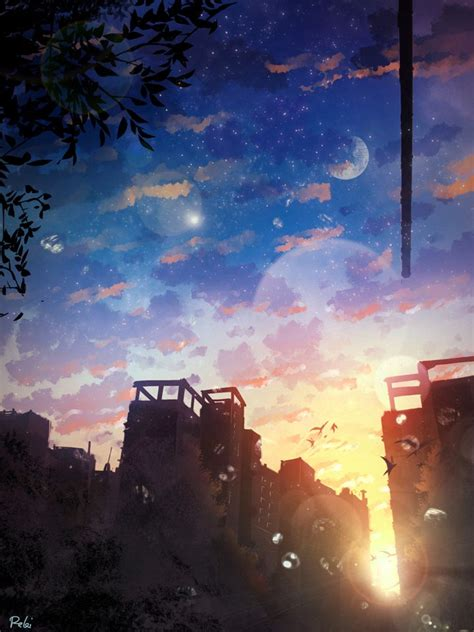 Scenery Anime Wallpaper - best 25 anime scenery ideas on anime scenery