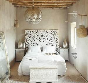Tete De Lit Maison : maison du monde t te de lit table de lit ~ Zukunftsfamilie.com Idées de Décoration