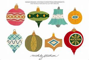 35+ Christmas Ornaments Design Ideas Free Download ...