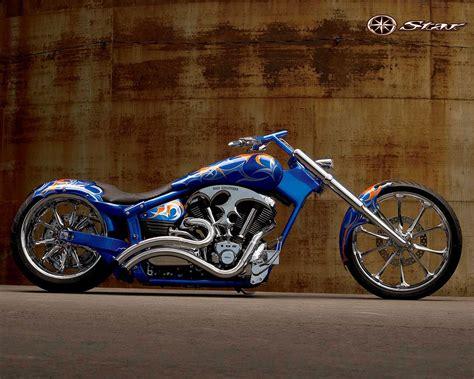 Chopper Yamaha-star Motorbike