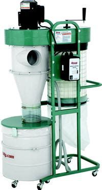 grizzly cyclone dust collector review