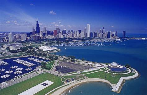 chicago skyline  illinois pictures illinois historycom