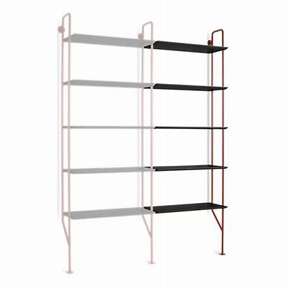 Bookcase Hitch Ladder Bludot