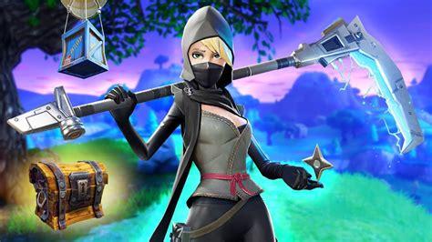 Fortnite Ninja Tactics Fortnite Battle Royale Youtube
