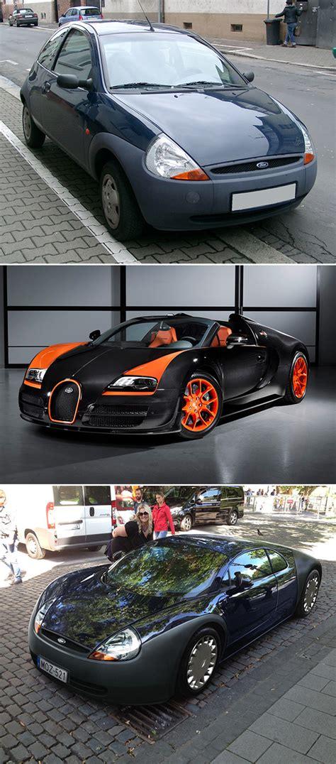 14 sep 2019, 12:28 utc · by mircea panait. Croisez la Ford Ka et la Bugatti Veyron, cela donne la Fogatti Kayron