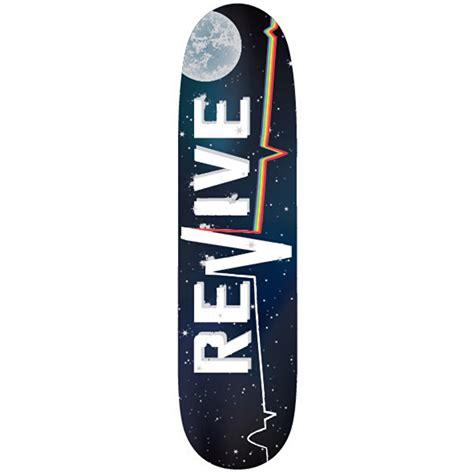revive skateboard deck lifeline space ebay