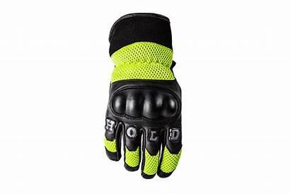 Yellow Safety Steadfast Glove Gloves