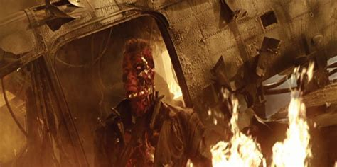 screen  stunt   terminator leather jacket
