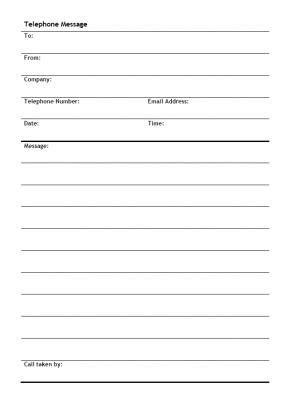message templates word excel  formats