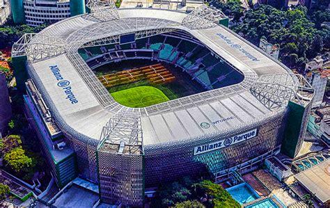 Palmeiras Stadium - Palestra Italia Stadium Of The ...