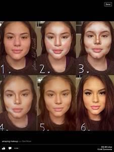 Contour face | Make-up | Pinterest | Wedding, Real life ...