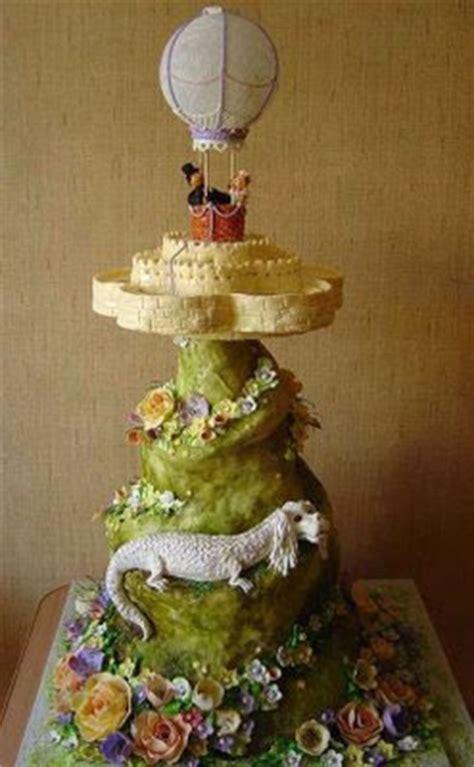 collection  unique  beautiful wedding cake designs