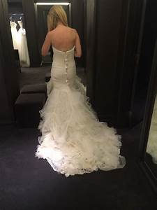 Dress decision made excited for my vera wang lillian for Vera wang lillian wedding dress