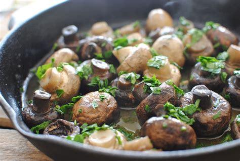 sauteed mushrooms tapas style sauteed mushrooms bev cooks