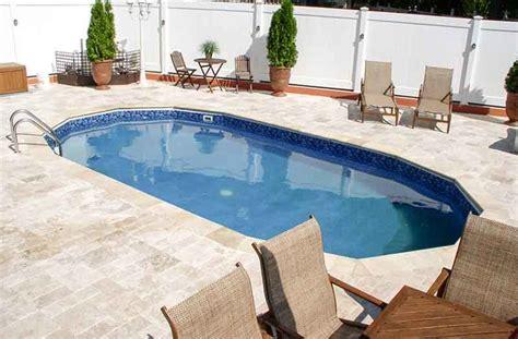 Small Inground Pools  Massachusetts Small Pool Builder
