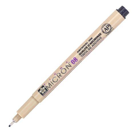 sakura pigma micron drawing  cult pens