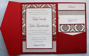 choose your own adventure invitations edition weddingbee With diy red and gold wedding invitations