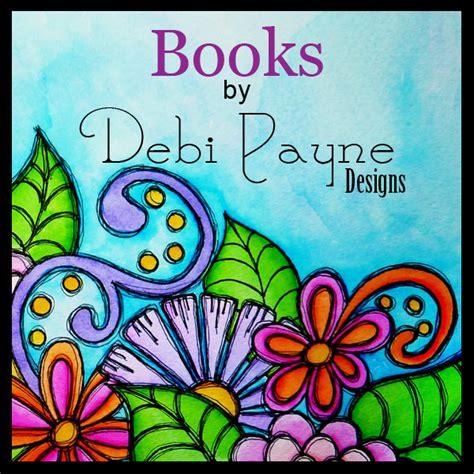 payne debi designs amazon doodle flower coloring debipaynedesigns recent dpd hr posts icon