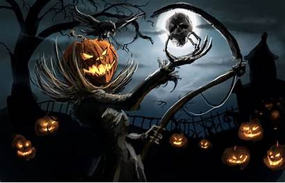 Halloween Scary Happy Backgrounds Wallpapers Background
