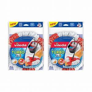 Vileda Turbo Preisvergleich : vileda easy wring clean turbo 2 in1 microfibre mop refill head pack of 2 ebay ~ Avissmed.com Haus und Dekorationen