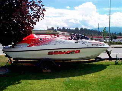 Boat Covers Haliburton by 1998 Sea Doo Speedster For Sale From Minden Ontario