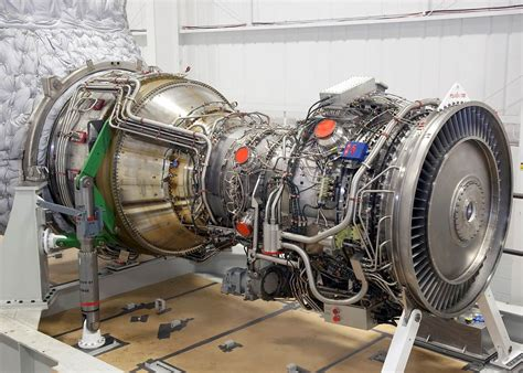 Gas Turbine Acceptance Test Completed For S